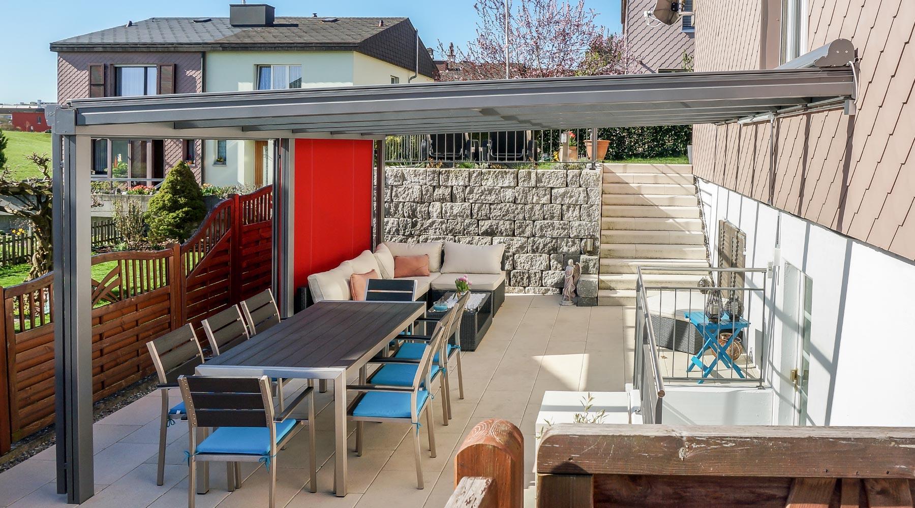 wohnraumerweiterungen design fenster wintergarten sitzplatz berdachungen und verglasungen. Black Bedroom Furniture Sets. Home Design Ideas