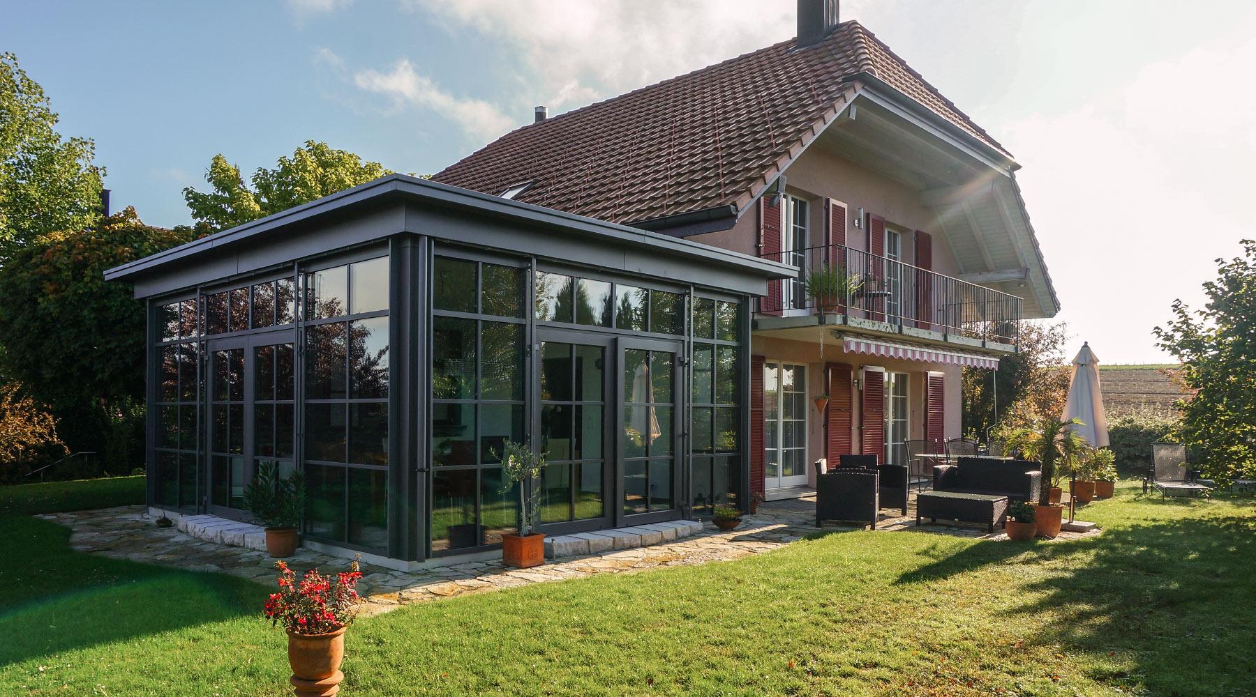 wintergarten auf terrasse bauen fantastisch wintergarten auf terrasse bauen design ideen. Black Bedroom Furniture Sets. Home Design Ideas